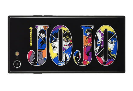 『ジョジョの奇妙な冒険』第1部〜第5部デザインのiPhoneケースが登場!「JOJO」の文字にスタイリッシュなキャラプリント
